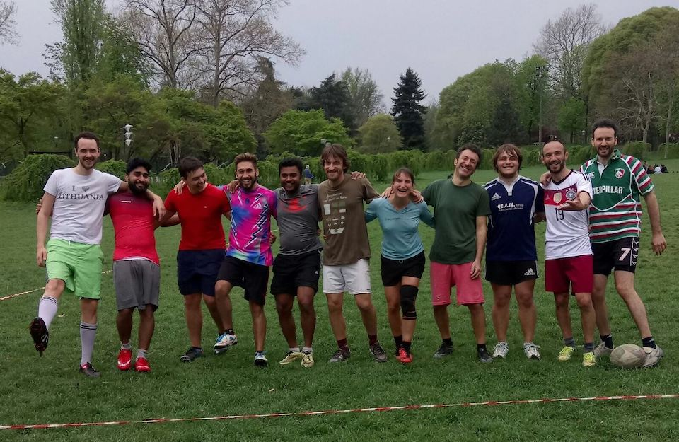 Giornata internazionale dello Sport: Gipeto la squadra dal cuore green