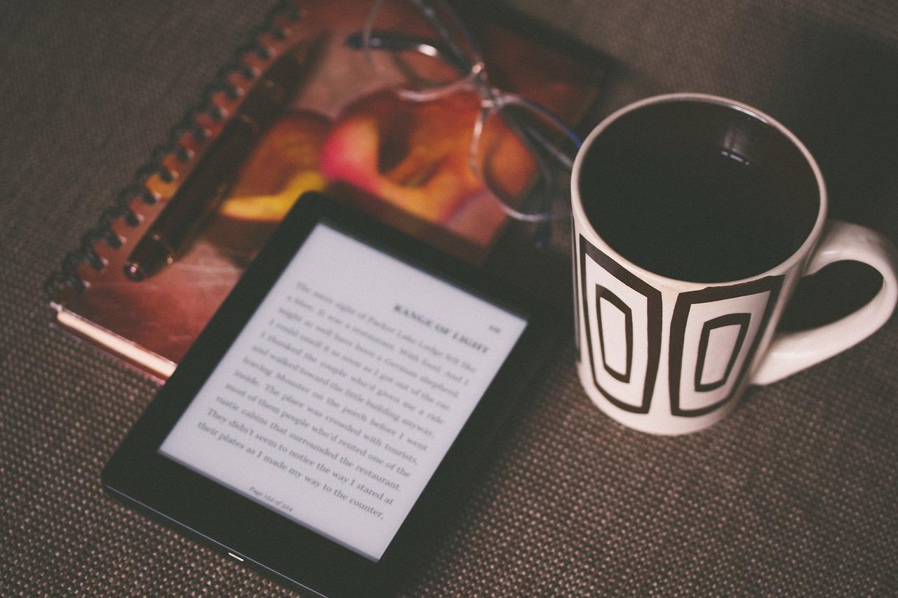 Giornata Mondiale del libro. Tanti preferiscono ebook.