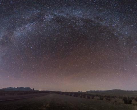 eventi astronomici 2019, sciame meteoritico