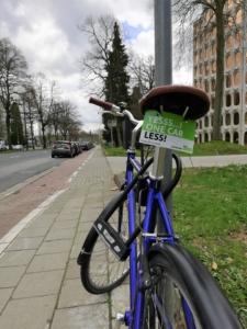 Mobilità urbana ecologica