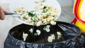 spreco alimentare casalingo alimenti