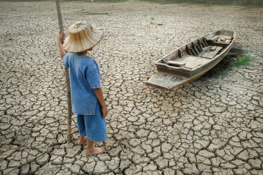 Degradazione dei terreni causata dal cambiamento climatico Inverno più caldo di sempre in Europa 1