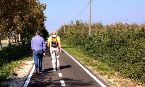"""Cammino Celeste <fonte foto: pagina FB """"Cammino Celeste"""""""