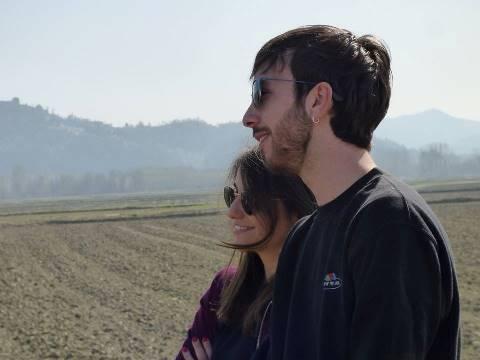 I registi Claudia Carotenuto e Daniele Giustozzi