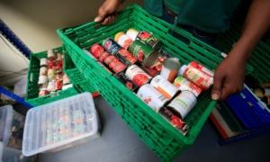 Recupero generi alimentari contro spreco di cibo