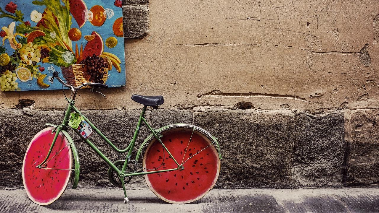 La bicicletta salva futuro