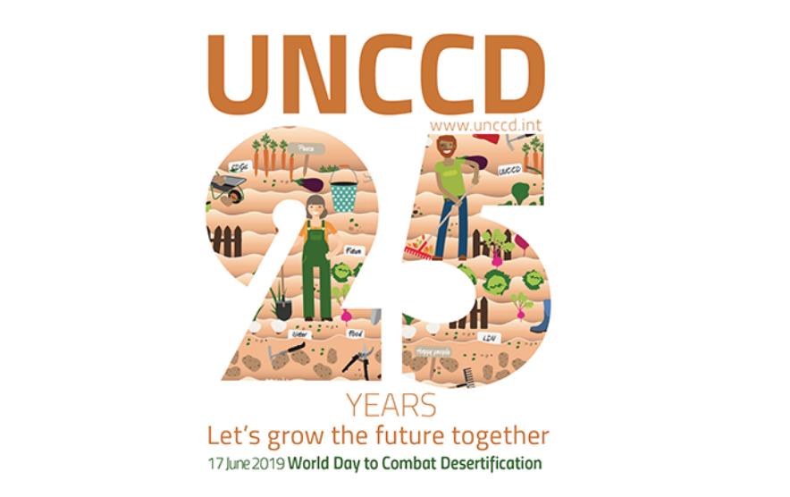 lotta contro la desertificazione 25 anniversario