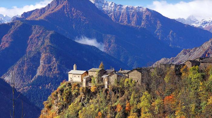 percorsi occitani elva