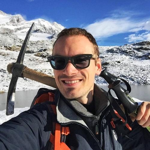 Andrea Magnani, dottore agronomo dell'Università degli Studi di Torino