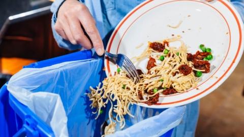 Generi alimentari spreco alimentare