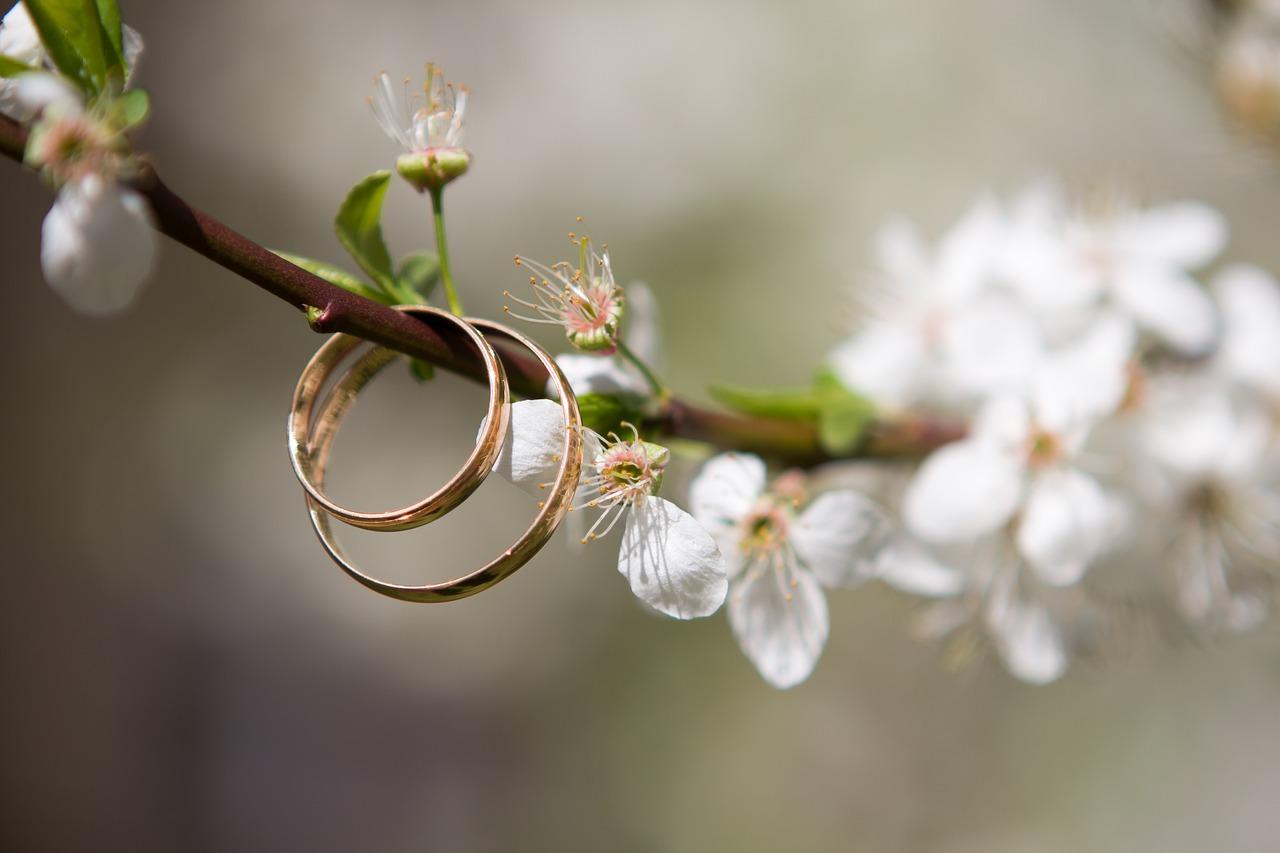 Matrimonio celtico: le fedi nuziali come simbolo di unione eterna