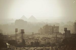 Inquinamento atmosferico città di tutto il mondo