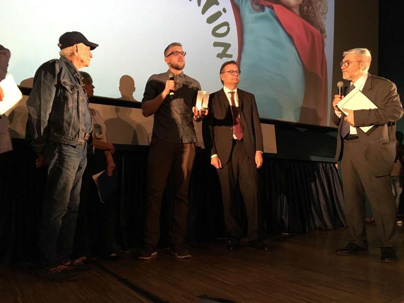 Il premio del Concorso Documentari Internazionali va a The Burning Field