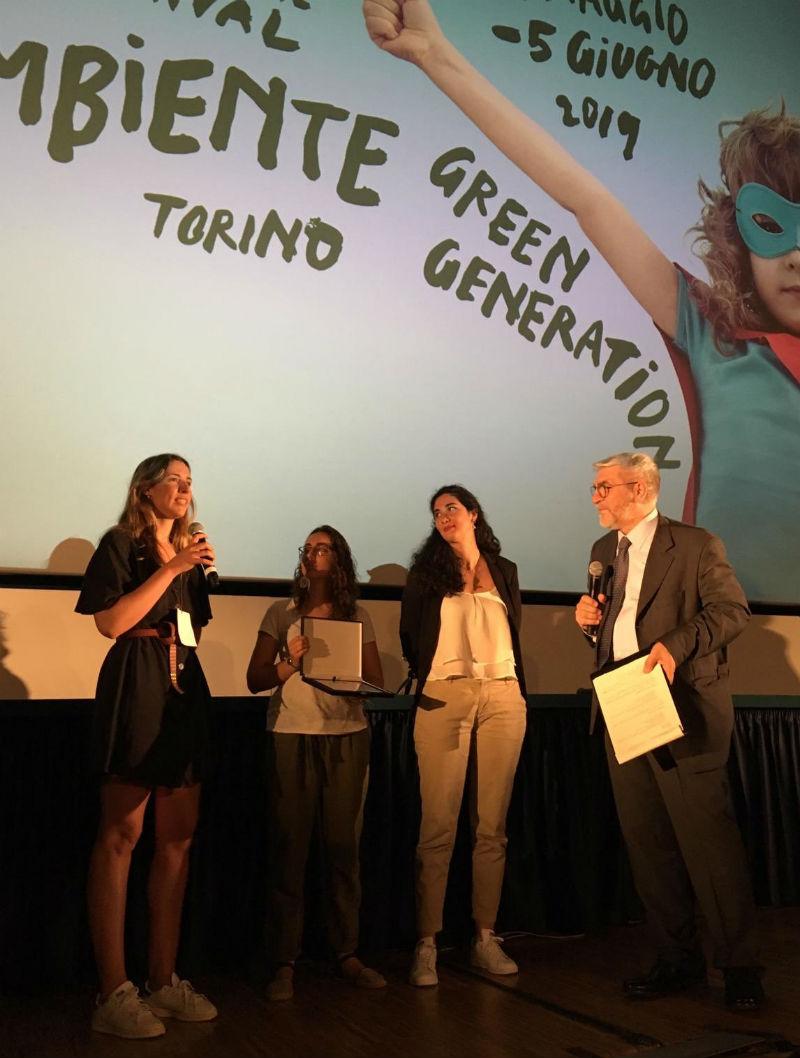 Legambiente assegna a The Climate Limbo di Francesco Ferri e Paolo Caselli la Menzione speciale come film di CA22 che meglio rappresenta l'ambiente come risorsa