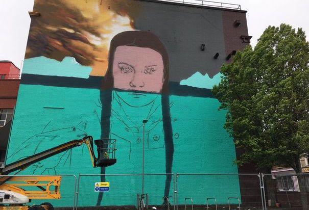 murale Greta