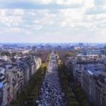 traffico Parigi