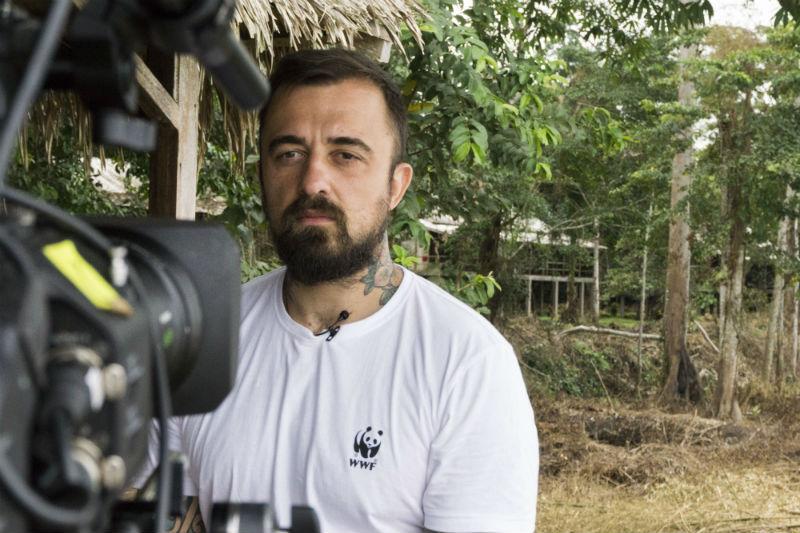 CinemAmbiente 22: SaveGorillas di Chef Rubio