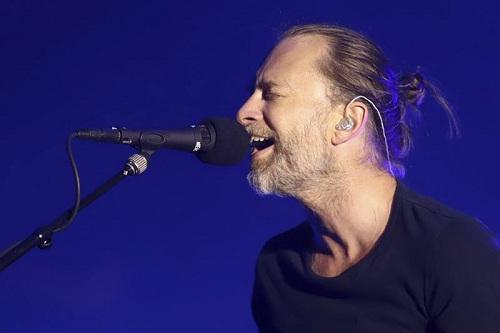 -Thom Yorke-Radiohead-