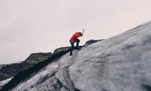 Alta Via della Lechtal: può richiedere esperienza nellarrampicata c