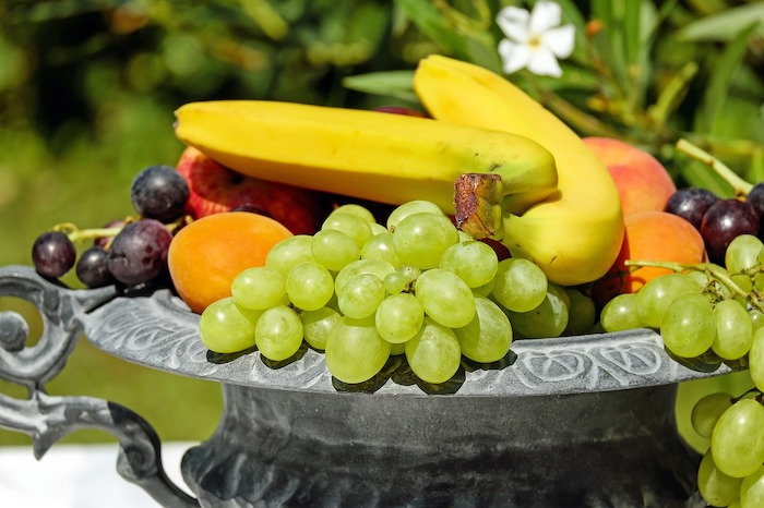 dolcificanti naturali frutta