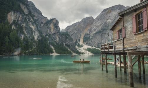 I laghi più belli delle Dolomiti