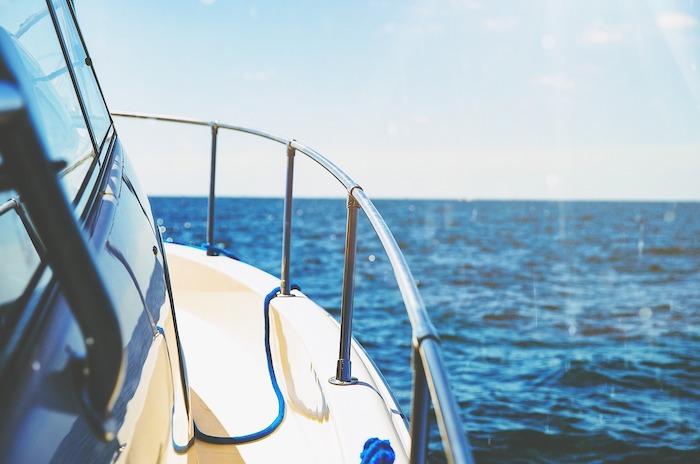 barca mal di mare