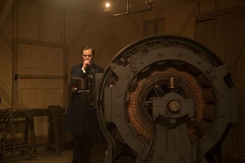 Michael Shannon è George Westinghouse