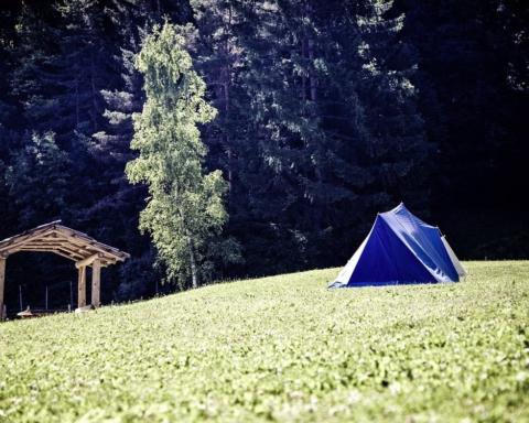 campeggio gratuito