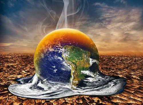 To Heat significa portare ad alte temperature. Da qui l'espressione Global Heating.
