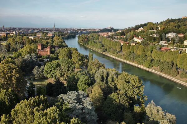 Con la mappa Torino Fresh il caldo cittadino si combatte all'ombra degli alberi