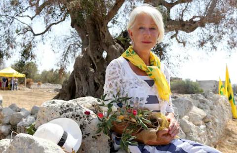 -Helen Mirren-Puglia-