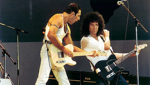 -Live Aid-Queen-Brian May-
