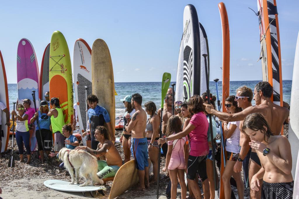 Sagra del Surf di Capo Mannu