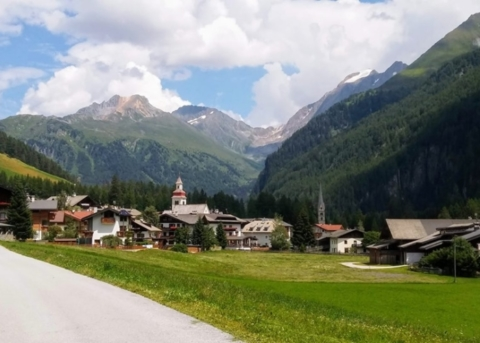 alta via di fundres