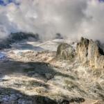 Marmolada, Requiem per un ghiacciaio Italia