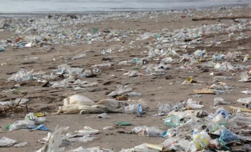 Packaging di plastica: gli involucri di cibo sono tra i rifiuti più raccolti nel 2018 secondo le stime di Oceans Conservancy.