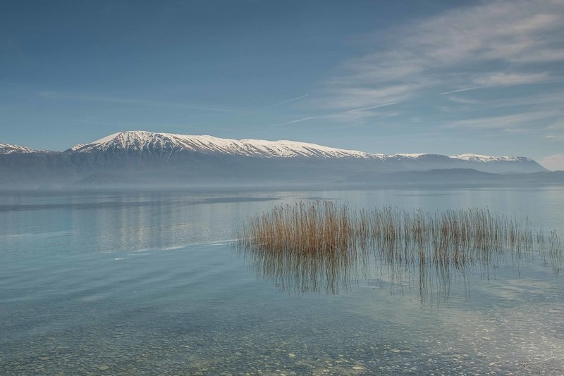 Lake Ohrid - Fonte Flickr