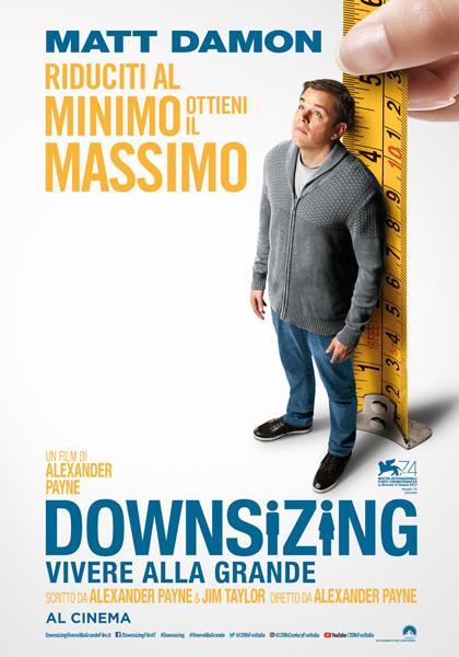 downsizingposter