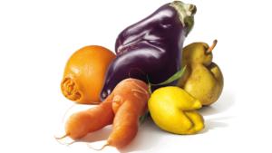 ugly food food waste spreco di cibo