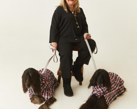 Giovanna Temellini stilista di Dog a porter