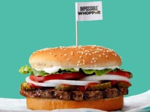 Burger vegano cruelty free