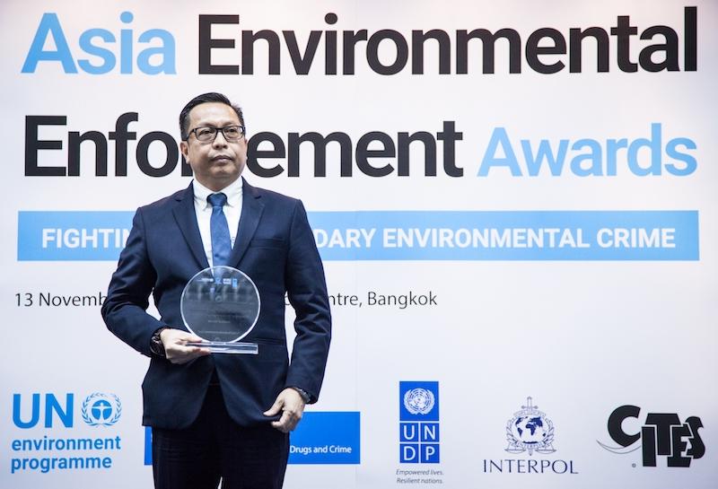 Il Ministero dell'Ambiente e delle Foreste dell'Indonesia, in prima lineacontro i crimini ambientali (foto François Langella - UNEP)