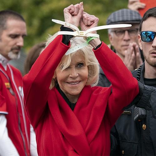 -Jane Fonda arresto-