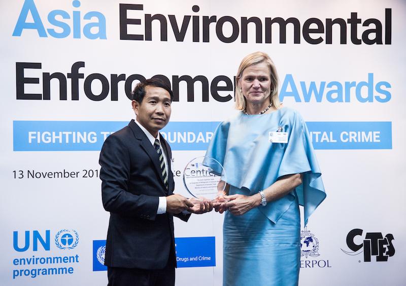 Laos Unep Crimini Ambientali (foto François Langella - UNEP)