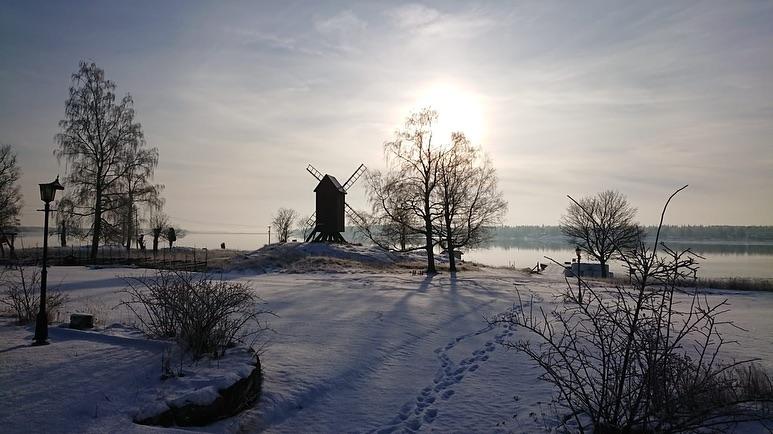 L'isola di Lidö, in Svezia, è diventata Zero Island