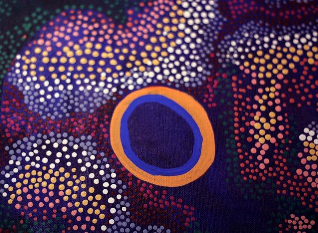 Australia arte aborigena