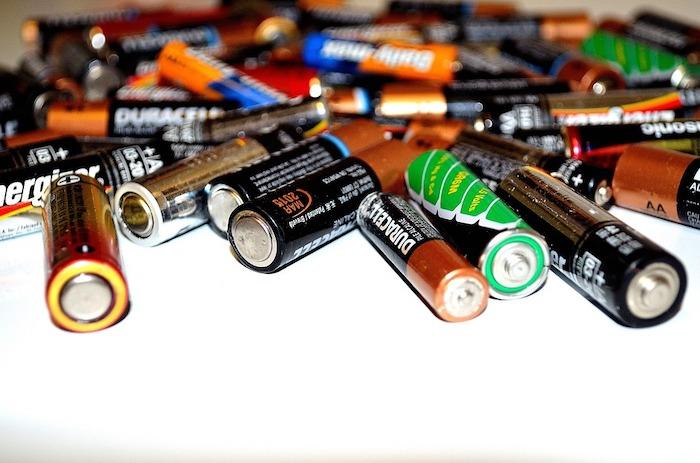 riciclo pile e batterie mercurio