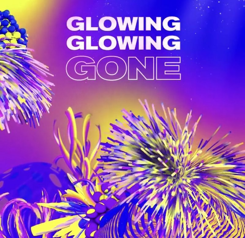 coralli campagna Glowing Glowing Gone