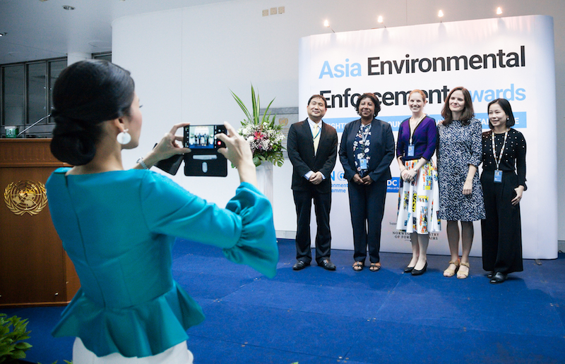 crimini ambientali premio unep 2019 bangkok