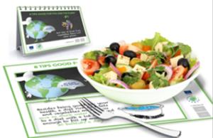 inforgrafica su-eatable diete sane e sostenibili